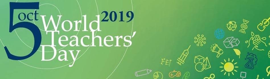 2019 World Teachers Day